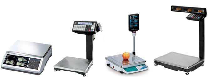 Купить весы торговые электронные